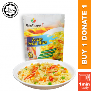 Bentoree Asian Fried Rice 210g