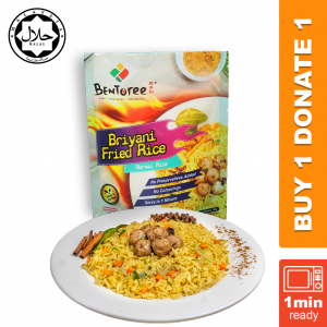 Bentoree Briyani Fried Rice 210g