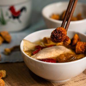 姬松茸养生汤 Almond Mushroom Soup 380g